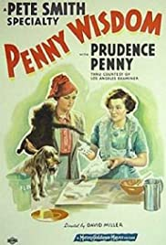 Penny Wisdom(1937) Poster - Movie Forum, Cast, Reviews