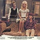 Goldie Hawn, Edward Albert, and Eileen Heckart in Butterflies Are Free (1972)