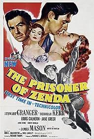 The Prisoner of Zenda (1952) Poster - Movie Forum, Cast, Reviews