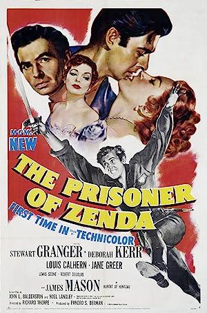 Richard Thorpe The Prisoner of Zenda Movie
