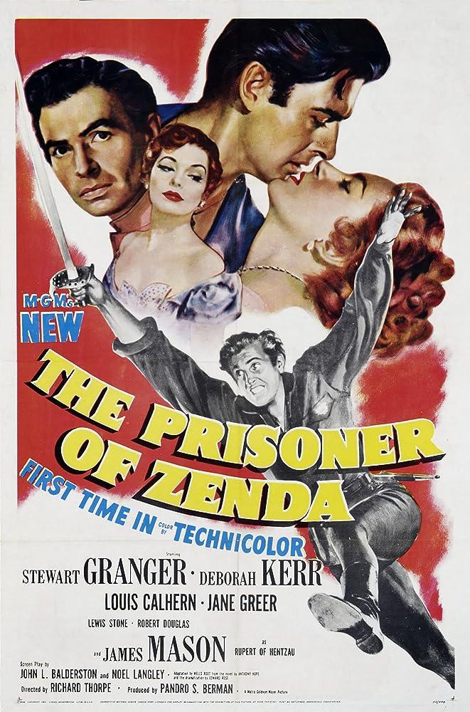 The Prisoner of Zenda (1952)