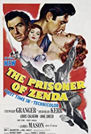 The Prisoner of Zenda (1952) Poster - Movie Forum, Cast, Reviews