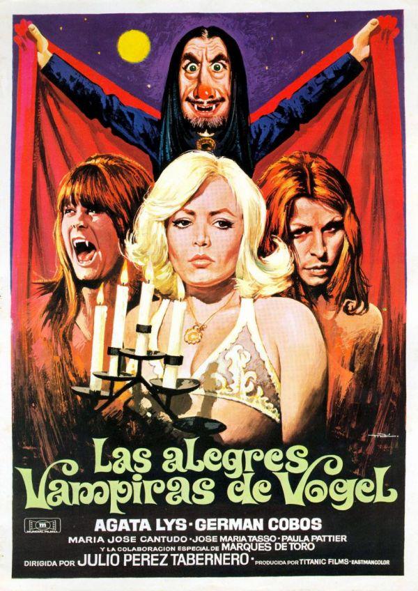 Las alegres vampiras de Vögel (1975)