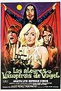 Las alegres vampiras de Vögel (1975) Poster