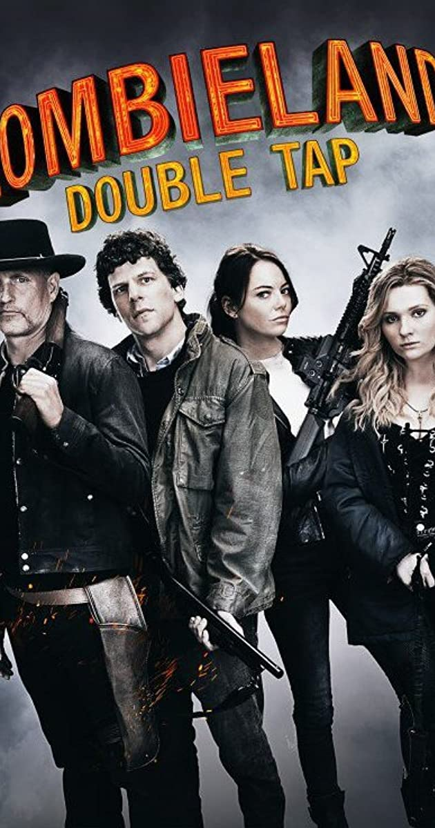 Free Watch Movie Zombieland: Double Tap (2019)