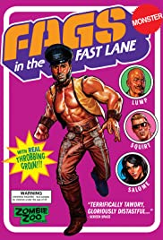 Fags in the Fast Lane Poster