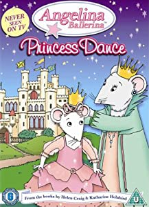 Movies downloadable for mobile Angelina Ballerina: Angelina's Princess Dance by none [480x854]