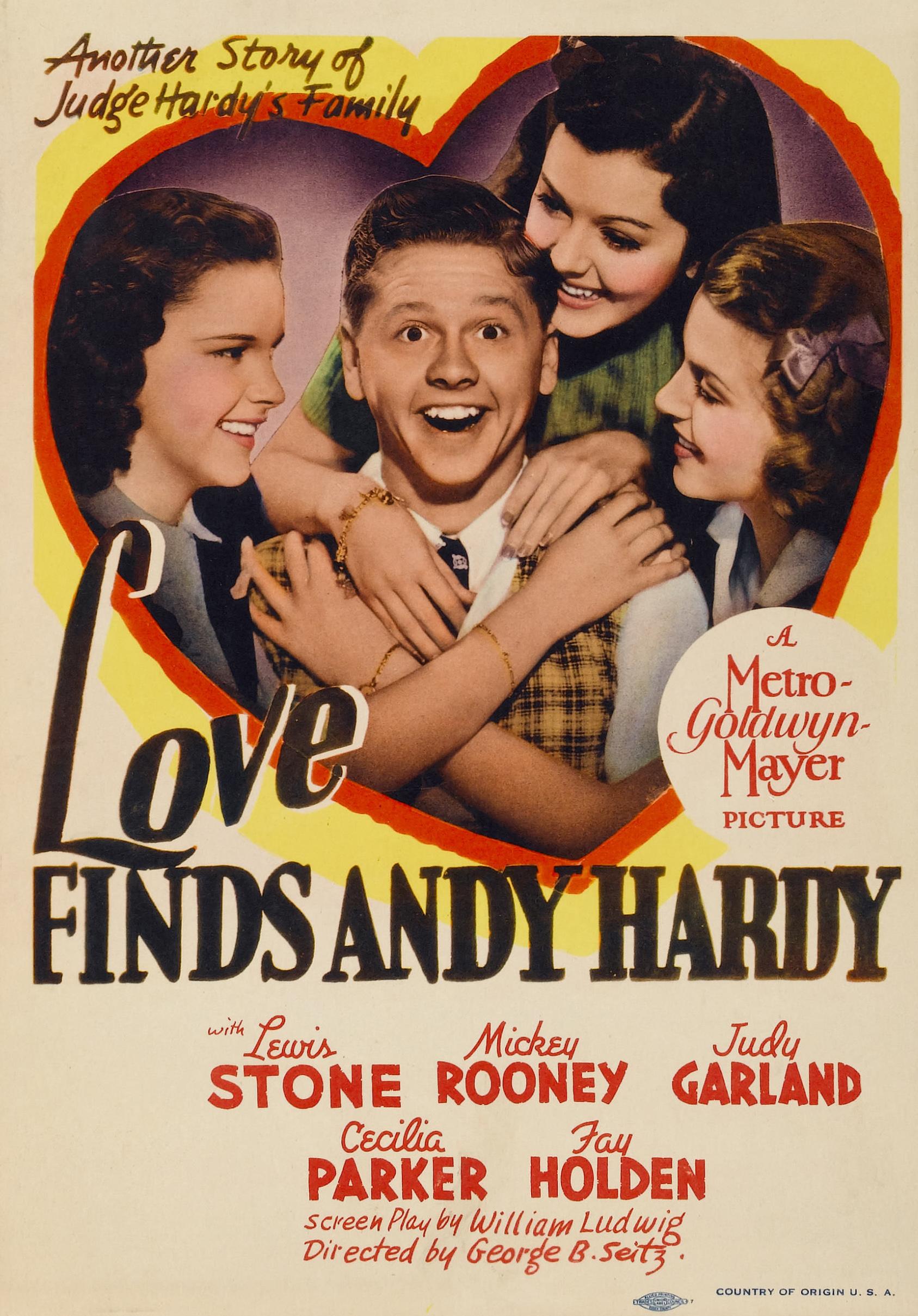 Love Finds Andy Hardy (1938) - IMDb