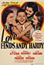 Love Finds Andy Hardy (1938) Poster