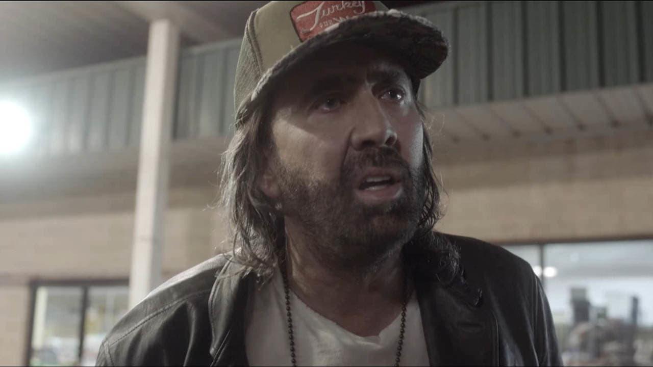 Nicolas Cage in Between Worlds (2018)