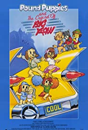 Pound Puppies and the Legend of Big Paw(1988) Poster - Movie Forum, Cast, Reviews