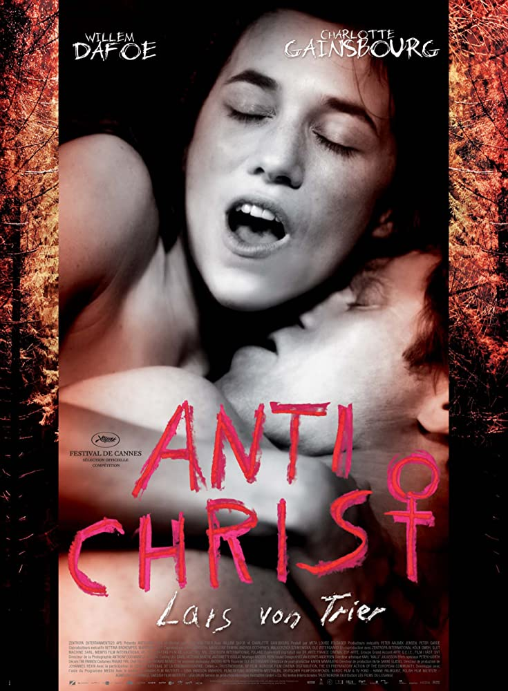 18+ Antichrist (2009) English 720p BluRay