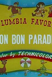 The Bon Bon Parade Poster