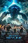 'Beyond Skyline' Poster Art is a Sci-fi Collage