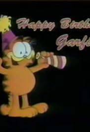 Happy Birthday, Garfield Poster