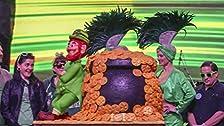 Torte rotanti e realistiche