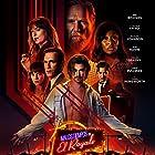 Jeff Bridges, Jon Hamm, Dakota Johnson, Chris Hemsworth, Lewis Pullman, Cynthia Erivo, and Cailee Spaeny in Bad Times at the El Royale (2018)