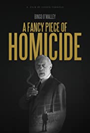 A Fancy Piece of Homicide Poster