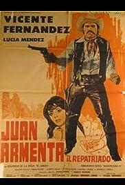 Juan Armenta, el repatriado Poster