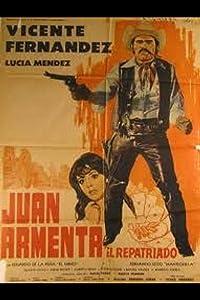 New movie downloads search Juan Armenta, el repatriado Mexico [SATRip]