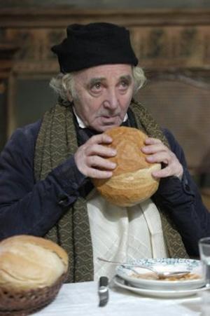 Charles Aznavour in Le père Goriot (2004)