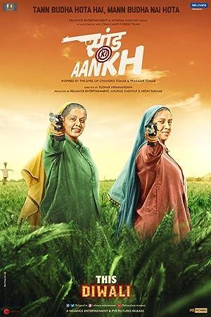 Download Saand Ki Aankh (2019) Hindi Movie 720p | 480p WebRip 1GB | 300MB