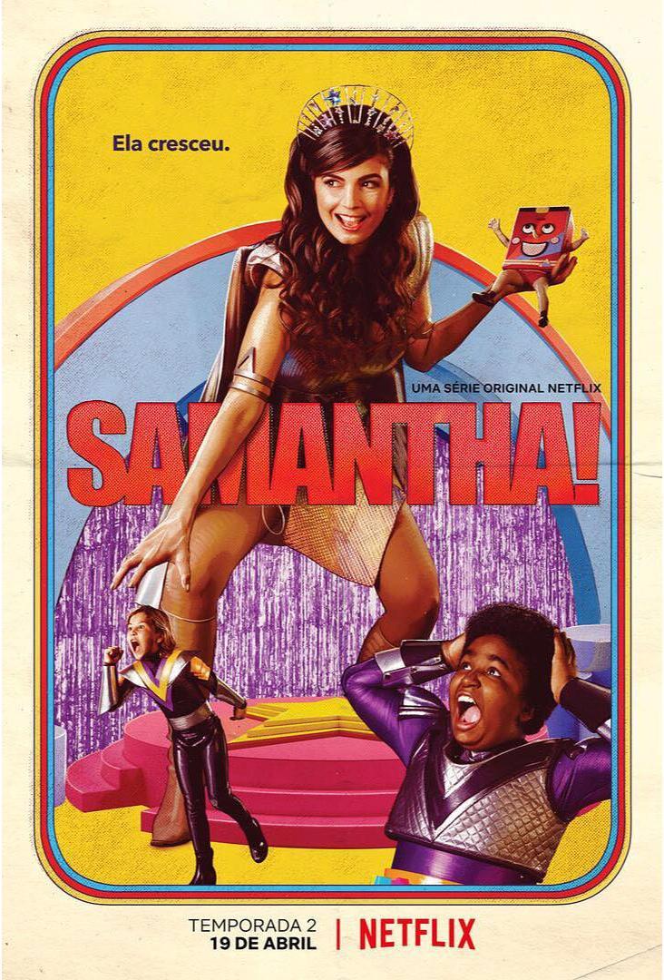 Samantha! (TV Series 2018– ) - IMDb