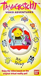 Movies mp4 psp free download Tamagotchi Video Adventures by [WEB-DL]