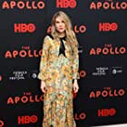 Lily Rabe at an event for The Apollo (2019)