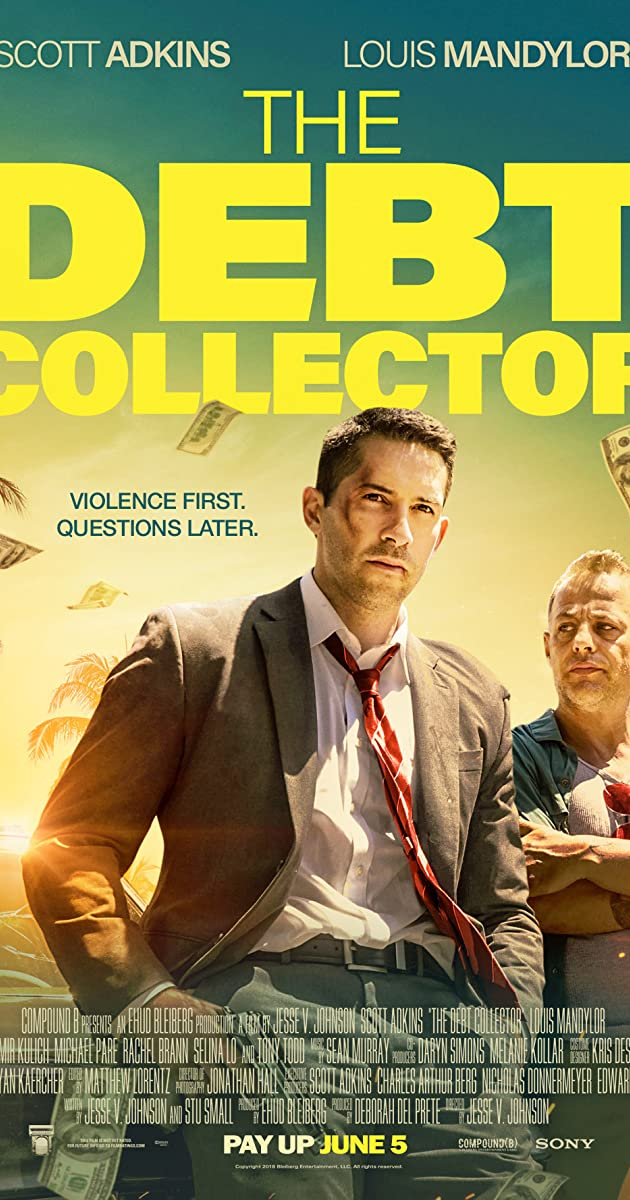 Subtitle of The Debt Collector