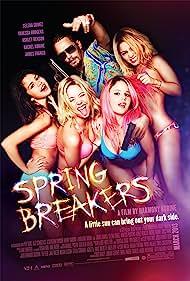 James Franco, Vanessa Hudgens, Selena Gomez, Ashley Benson, and Rachel Korine in Spring Breakers (2012)