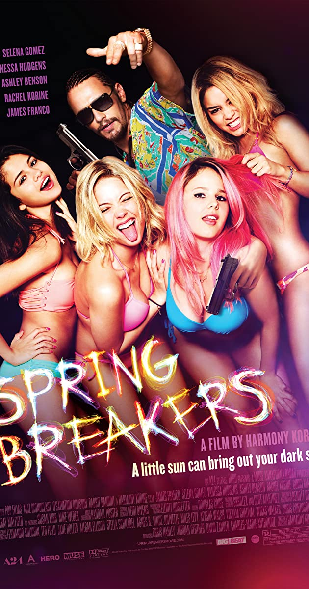 Watch Full HD Movie Spring Breakers (2012)