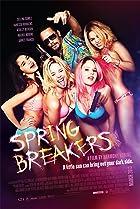 Spring Breakers (2012) Poster