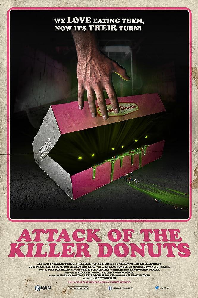 Assistir O Ataque dos Donuts Assassinos Online