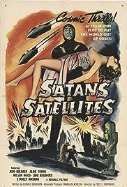 Satan's Satellites Poster