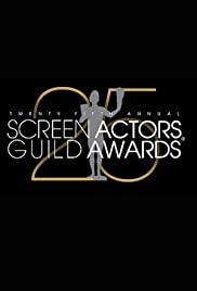 The 25th Annual Screen Actors Guild Awards Poster