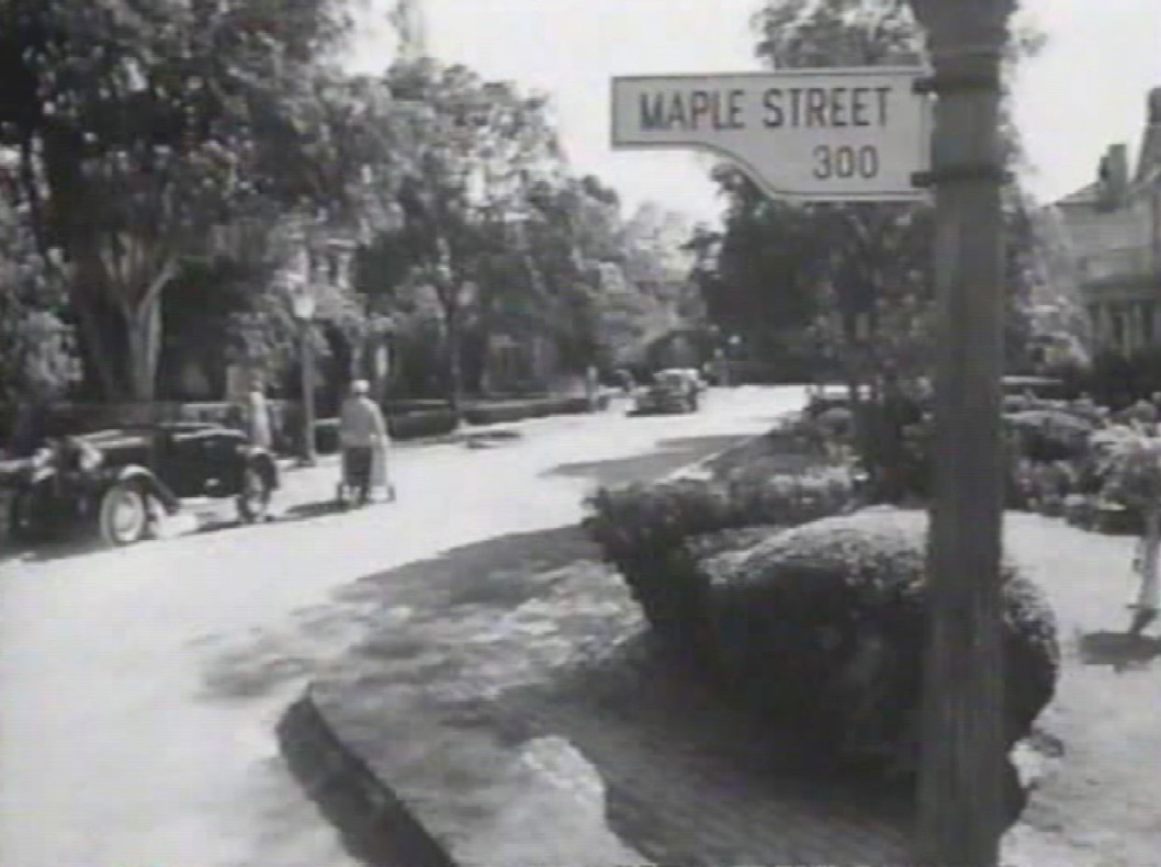Image result for The Twilight Zone street sign