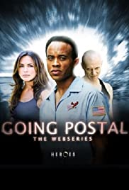 Heroes: Going Postal Poster
