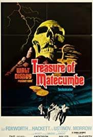 Treasure of Matecumbe Poster