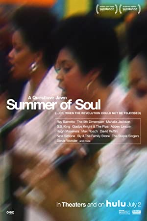 Where to stream Summer of Soul (...Or, When the Revolution Could Not Be Televised)