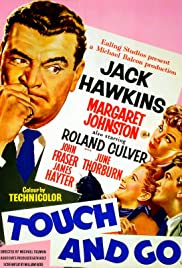Touch and Go Poster