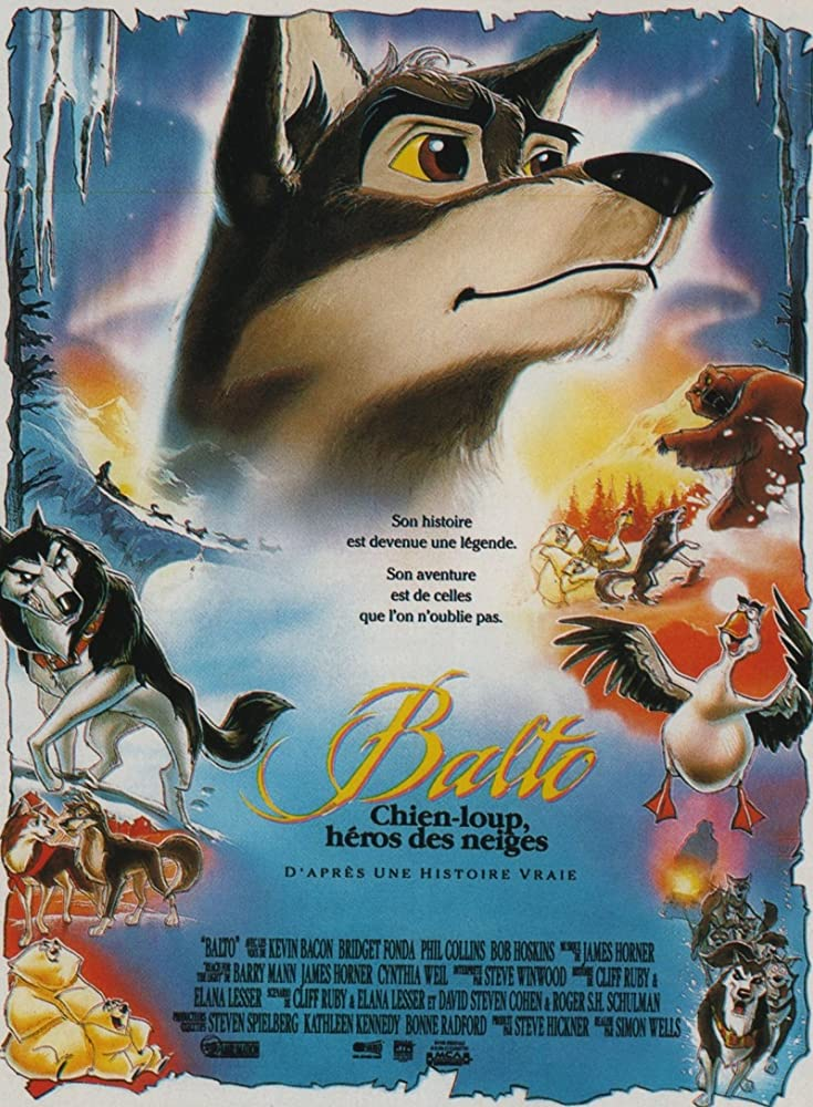 Balto Cover