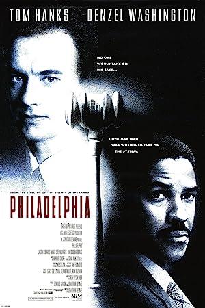 Philadelphia Poster Image