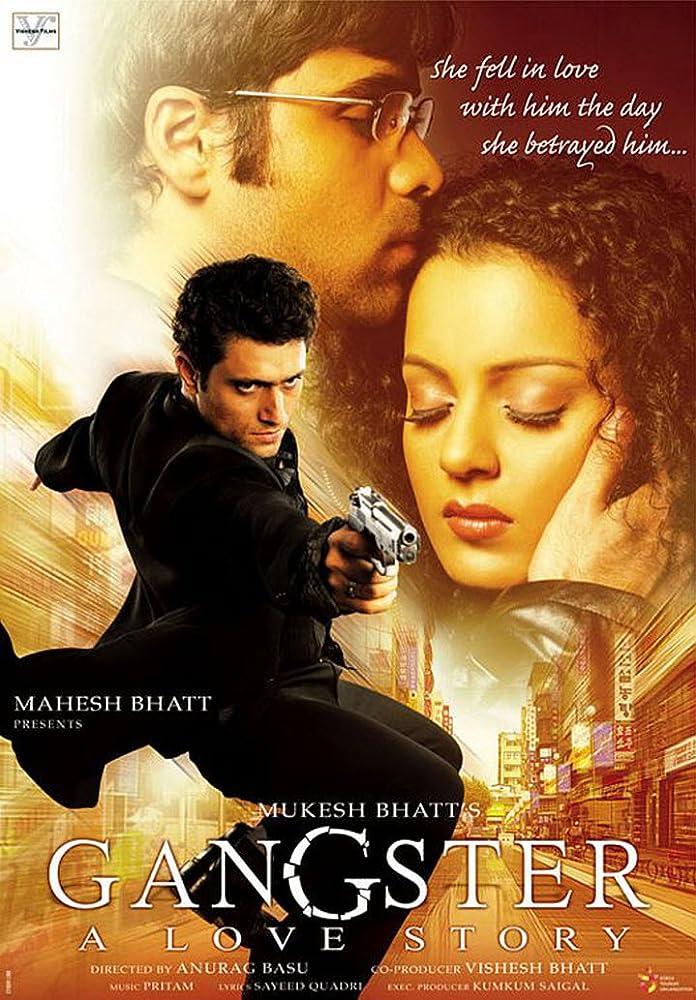 Gangster (2006) Hindi 720p BluRay x264 900MB
