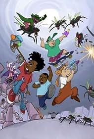 Jascha Washington, Melanie Tonello, Mitchell Eisner, and Jordan Francis in Da Boom Crew (2004)