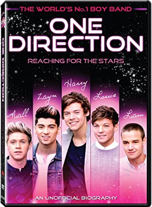 Where to stream One Direction: Reaching for the Stars