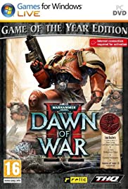 Warhammer 40,000: Dawn of War II Poster