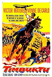 Timbuktu (1959) Poster - Movie Forum, Cast, Reviews
