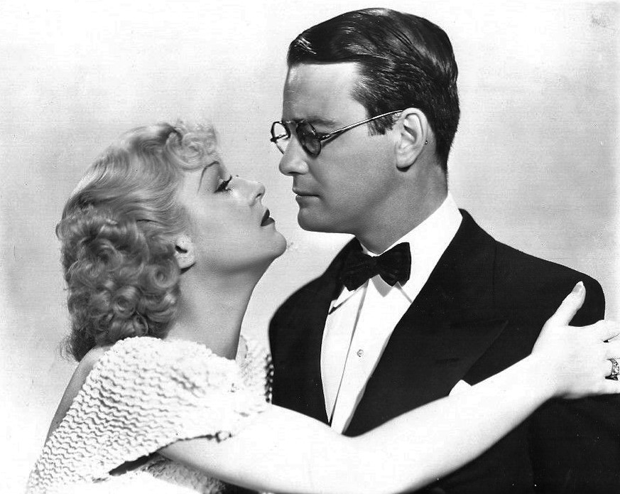 Lew Ayres and Claire Trevor in Spring Tonic (1935)