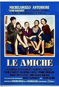 Le amiche (1957) Poster - Movie Forum, Cast, Reviews